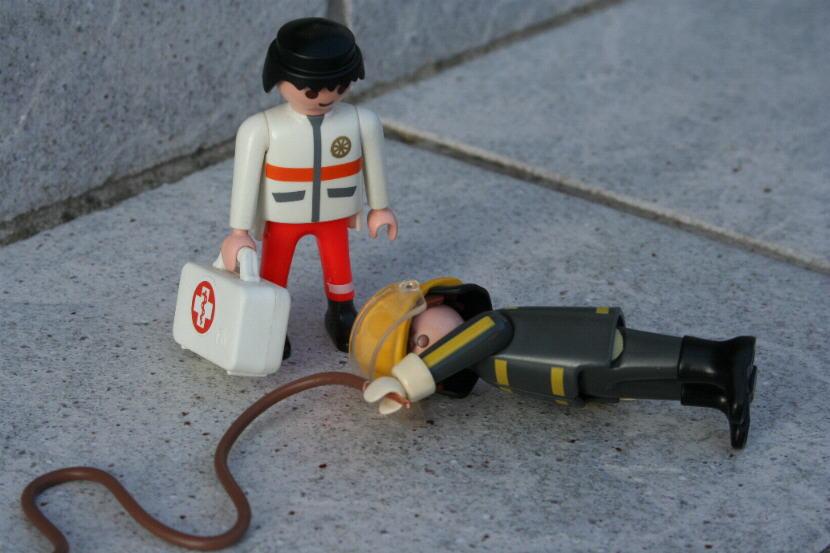 Stromunfall