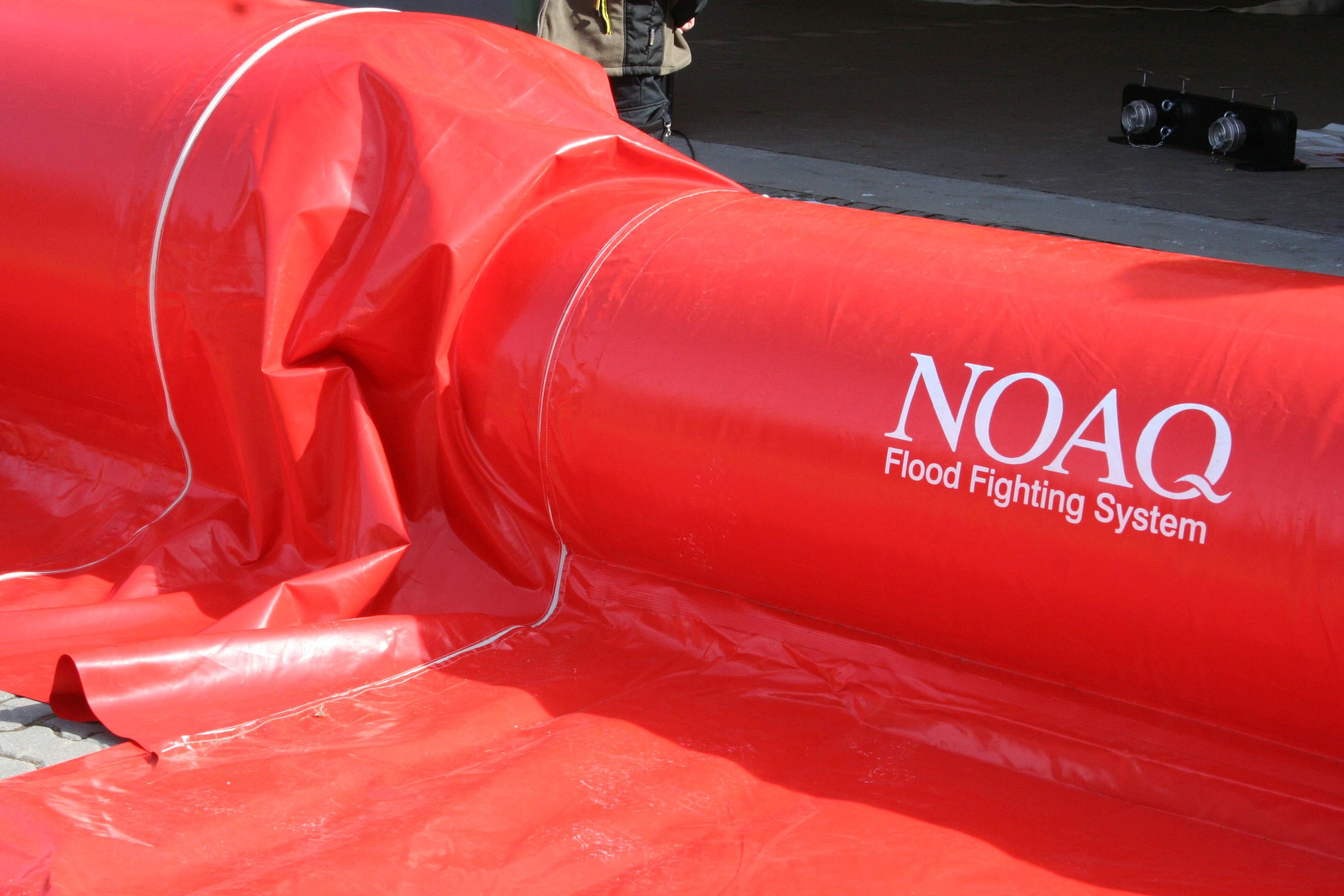 Hochwasserschutz, Luftgefüllt