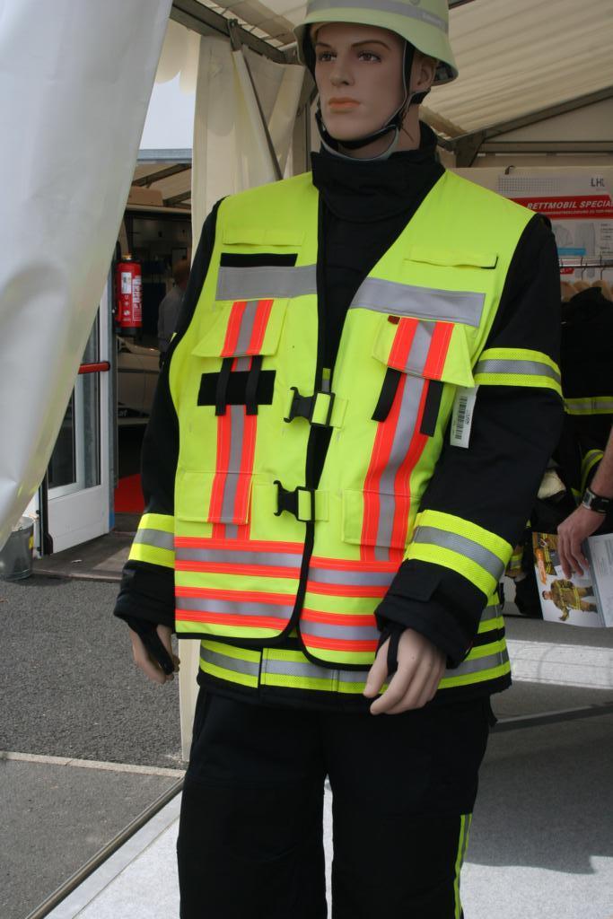Einsatzleiterweste nach Erlass Hessen